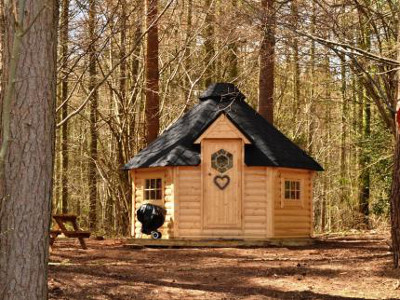 The Top Yorkshire Glamping Spots