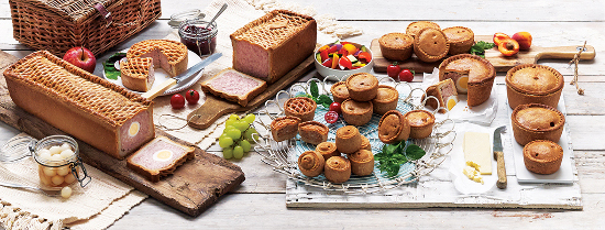 International Flavours - Brazilian Accompaniments For Pork Pies