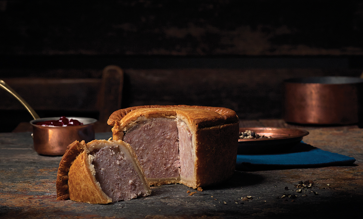 Hot Pork Pie Serving Suggestions