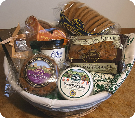 Yorkshire Gifts for Mother's Day
