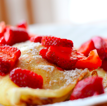 Pancake Day; which topping will you choose?