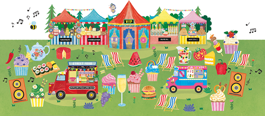 Exclusive to Vale of Mowbray fans: 30% off Foodies Festival Tickets!