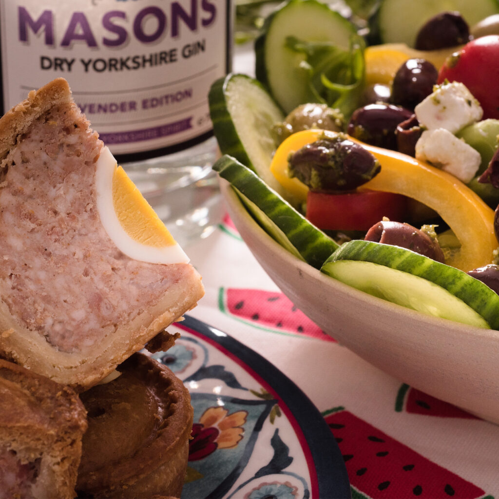 Our Top January Healthy Pork Pie Accompaniments