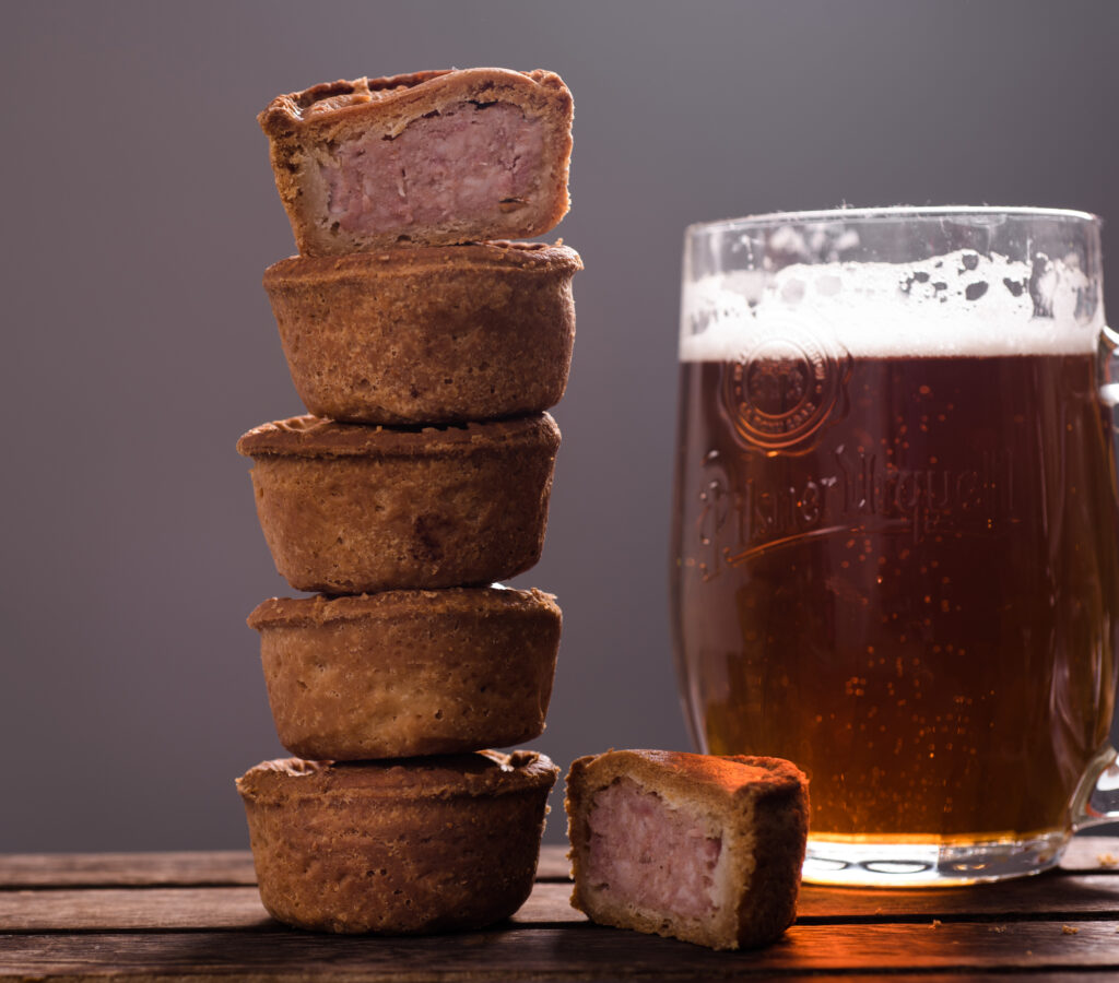 Pork Pie & A Pint