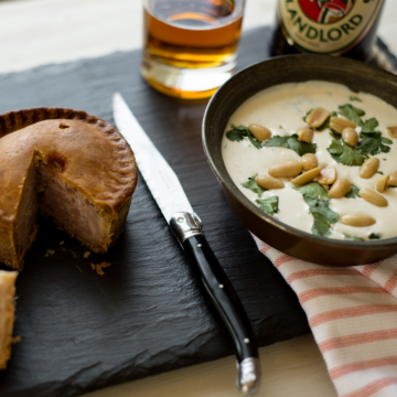Beer Dip Recipe - A Perfect Pairing for a Pork Pie