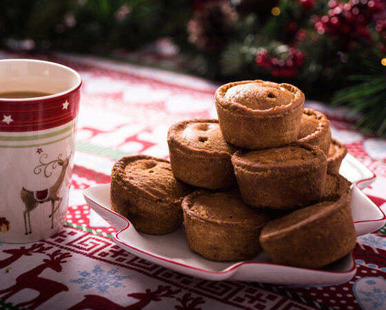 A Pork Pie is not just for Christmas…