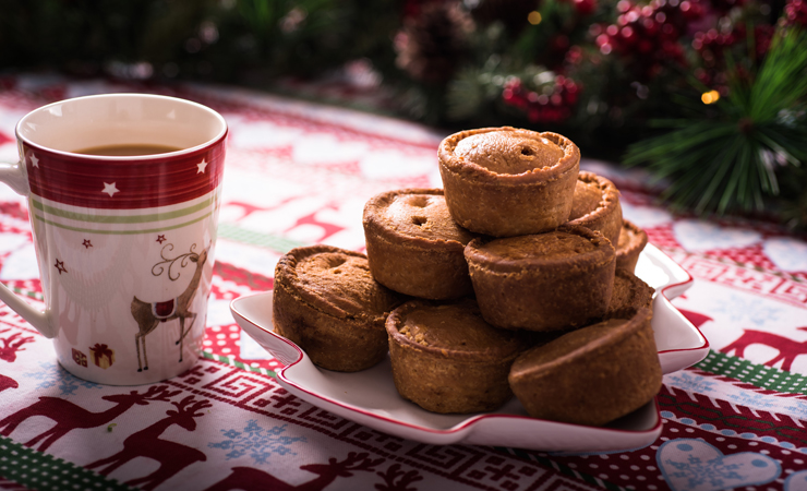 A Pork Pie is not just for Christmas...
